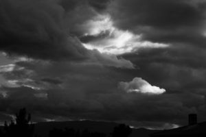 orage lumineux